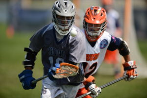 03 July 2015: The World Series of Youth Lacrosse held at Dicks Sporting Goods Park in Denver, CO. Stephen Nowland/Stephen Nowland Photography
